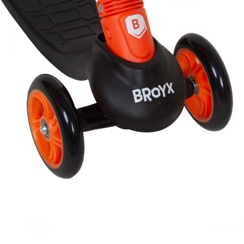 HULAJNOGA BROYX TRISCOOTER KID BASIC BLACK