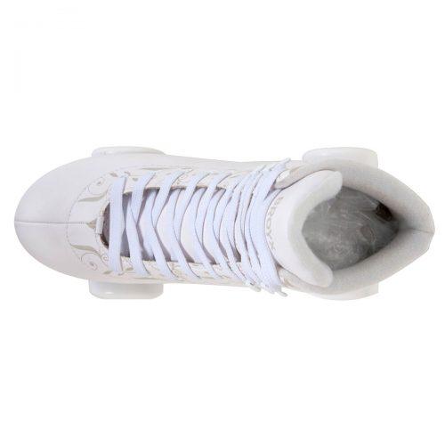 WROTKI REGULOWANE BROYX QUAD LADYSTYLE CLASSIC WHITE
